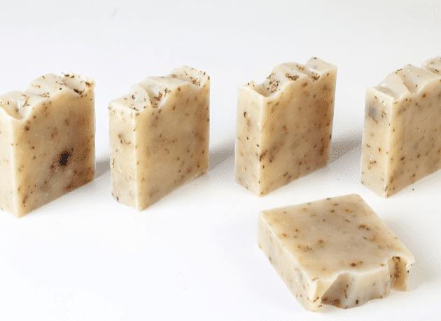 Les bienfaits du savon à la camomille